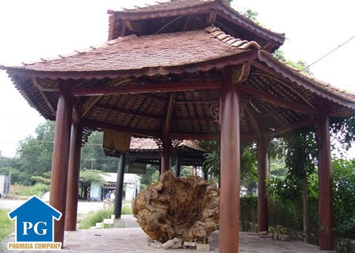 Những Lưu Ý Khi Thiết Kế Thi Công Nhà Chòi Sân Vườn Đẹp Mắt, Ấn Tượng